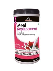 MUSCLE BUILDER - MEAL REPLACEMENT SHAKE WEIGHT MANAGEMENT TECHNOLOGY - 500 50 GM FREE ( STRAWBERRY)