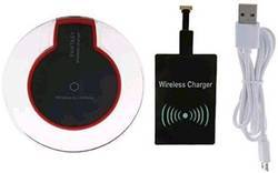 ROQ Wireless Charger Adapter With Charging Receiver For Android Charging Pad