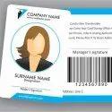 Plastic Identity Card Printing Service