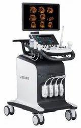 Samsung WS80 Elite Ultrasound Machine, Four, WS80