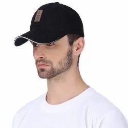 Black Summer Cap