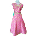 Pink Party Wear Fancy Anarkali Suit