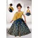 Designer Kids Gown