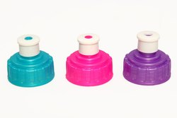 38mm Water Bottle Push Pull Caps