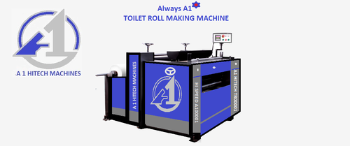 Automatic Toilet Roll Machine