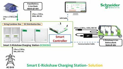 Battery Energy Storage System 6KW