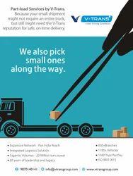 Part Load Logistics Services