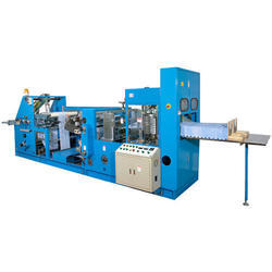 Paper Napkin Making Machine