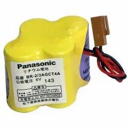 Panasonic Battery Br-2/3agct4a, 6 V, Capacity: 5000 Mah