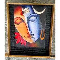 Designer Mural Painting for Interior Decor