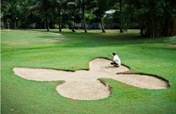 Shiv Ganga Minerals Golf Course Sand