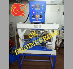 Semi Automatic Dish Making Machine