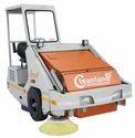 Industrial Floor Sweeping Machine