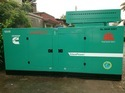 Silent Or Soundproof Volvo Eicher 62.5 Kva