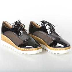 Women Close Toe Show Them Off Brogues, Size: 39 And 40