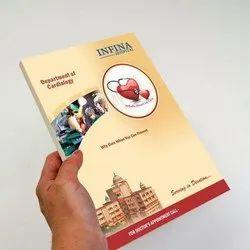 Plastic Multicolor Doctors File Folder, For Hospitals, Paper Size: A4