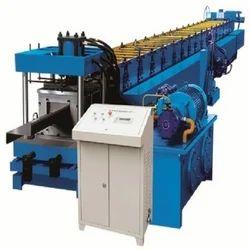 Z Purlin Machine