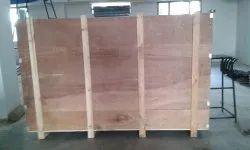 Plain Wooden Pallet Box