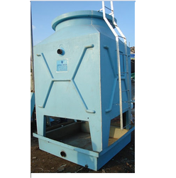 Square Shape Counter Flow Cooling Tower