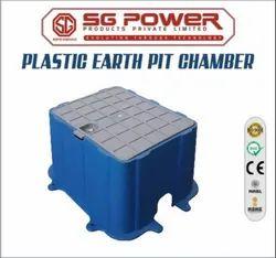 Plastic Earth Pit Chamber