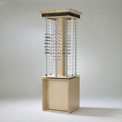 Eyewear Display Non Lockable Rod