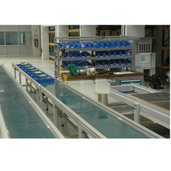 Aluminum Belt Conveyors