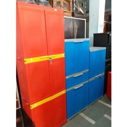 Nilkamal Laboratory Furniture PVC Rectangular Cupboard
