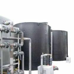 Spiral HDPE Water Storage Tank