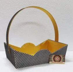 Mdf Designer Basket for Hampers
