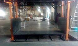 Siddh Krupa Mild Steel Material Handling Elevators, For Lifting Heavy Loads, Capacity: 3-4 ton