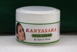Kanyasara Face Cream, Packaging Size: 50 Gm
