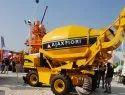 Ajax Fiori Self Loading Concrete Mixer Rental Service