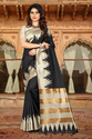 Handloom Raw Silk New Fancy Sarees