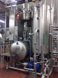 Industrial Carbonation (CO2) Unit
