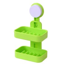 Double Layer Soap Box Holder