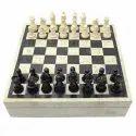 Bone & Horn Chess Set