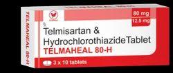 Telmaheal 80 H - Telmisartan 80mg HDZ 12.5mg