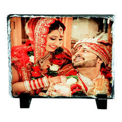 Sublimation Rock Photo Frame (VSH - 03)