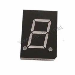 0.6 Inch Single Digit Numeric Display
