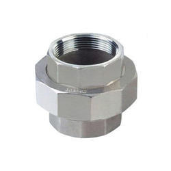 Stainless Steel Pipe Union, For Industry
