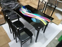 New Imported Glass Dining Tables 1 4 Seater