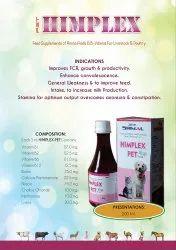 Himplex B Complex Vitamin for Dog and Cat