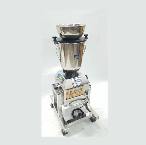 SS Heavy Duty Mixer Grinder Tilting Model
