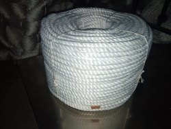 Whait Rope Polyester 10mm