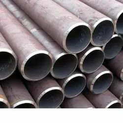Galvanized Jindal Ghaziabad MS Pipe, Thickness: 3-9 mm