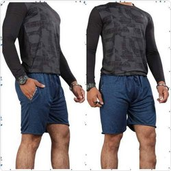 Mens Plain Shorts