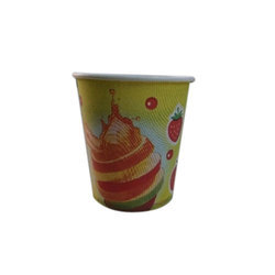 Paper 110 Ml Disposable Printed Cup