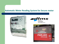 Logics PowerAMR Automatic Meter Reading Of Secure Meter, PWR 405