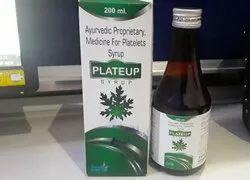 Platelets Syrup
