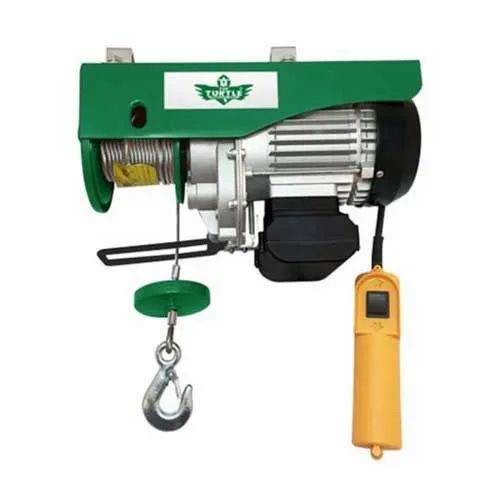 500/1000 Kg Wire Rope Hoists